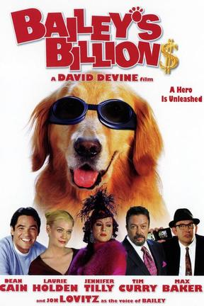 poster for Bailey's Billions