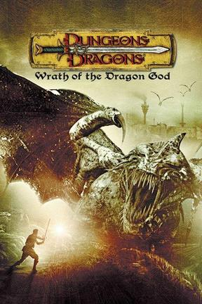 poster for Dungeons & Dragons: Wrath of the Dragon God