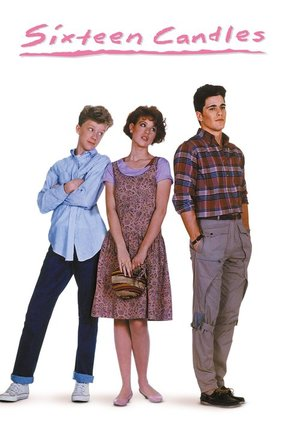 poster for Sixteen Candles