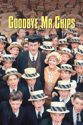 poster for Goodbye Mr Chips