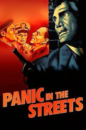 poster for Panic in the Streets