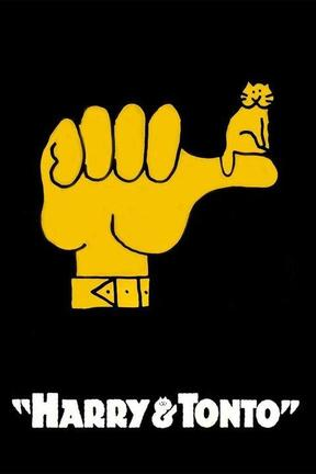 poster for Harry and Tonto