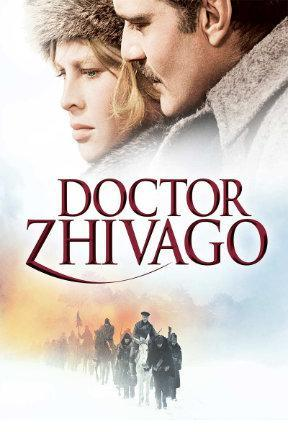 poster for Doctor Zhivago