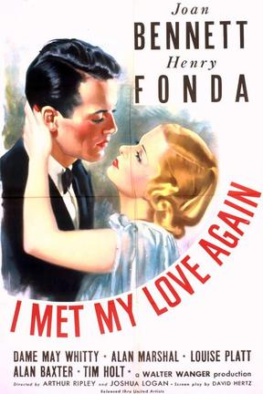 poster for I Met My Love Again