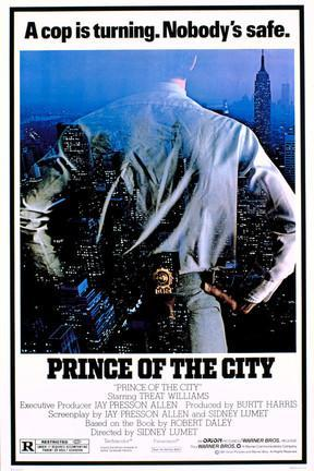 poster for Prince of the City