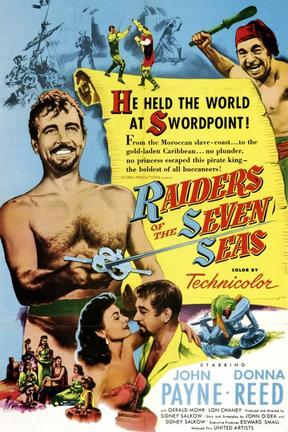 poster for Raiders of the Seven Seas