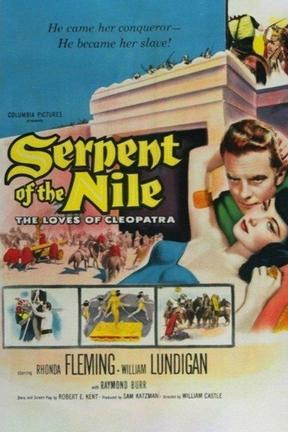 poster for The Serpent of the Nile