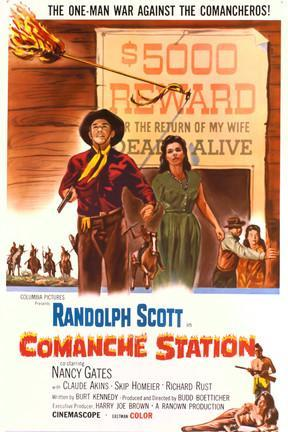 poster for Comanche Station