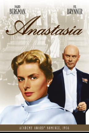 poster for Anastasia
