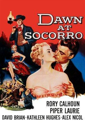 poster for Dawn at Socorro