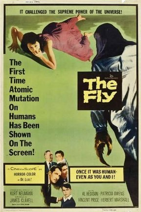 poster for The Fly