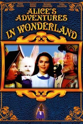 poster for Alice's Adventures in Wonderland