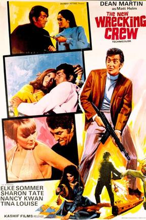poster for The Wrecking Crew