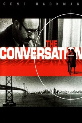 poster for The Conversation
