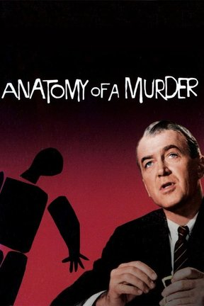 poster for Anatomy of a Murder