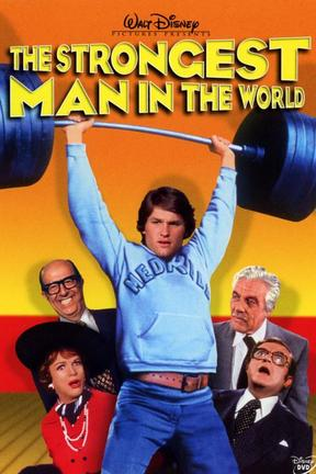 poster for The Strongest Man in the World
