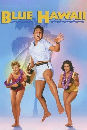 poster for Blue Hawaii