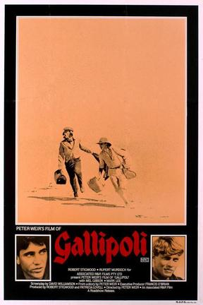poster for Gallipoli