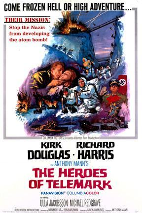 poster for The Heroes of Telemark