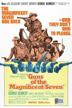 poster for Guns of the Magnificent Seven