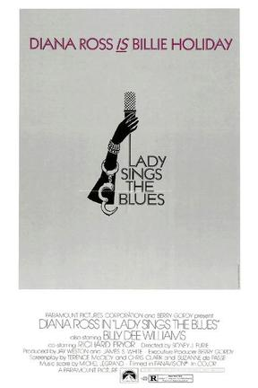poster for Lady Sings the Blues