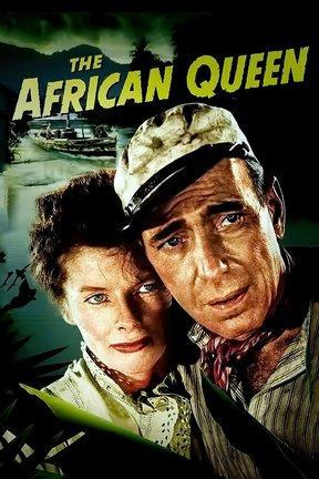 poster for The African Queen