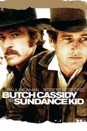 poster for Butch Cassidy and the Sundance Kid