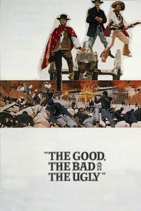 poster for The Good, the Bad and the Ugly
