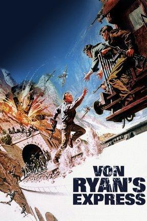 poster for Von Ryan's Express