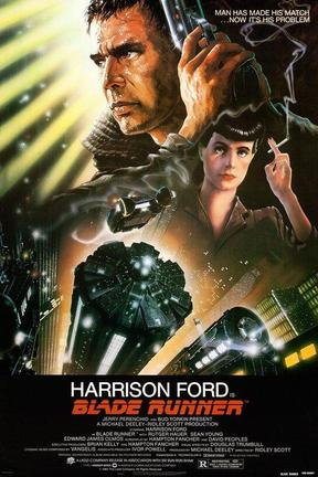 poster for Blade Runner: The Final Cut