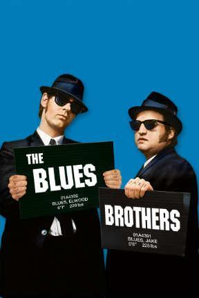 poster for The Blues Brothers