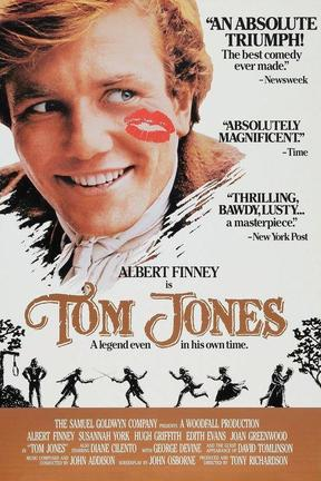 poster for Tom Jones
