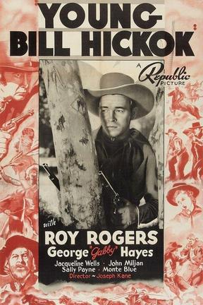 poster for Young Bill Hickok