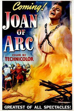 poster for Joan of Arc