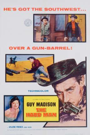 poster for The Hard Man