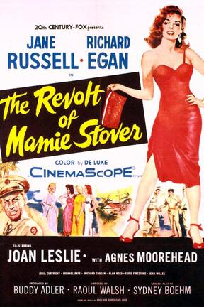 poster for The Revolt of Mamie Stover
