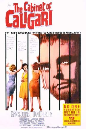 poster for Cabinet of Caligari