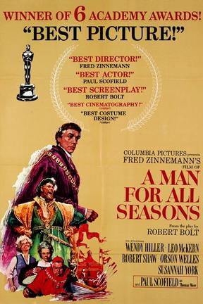 poster for A Man for All Seasons