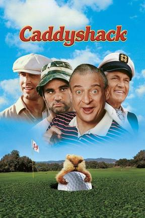 poster for Caddyshack