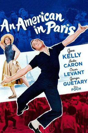 poster for An American in Paris