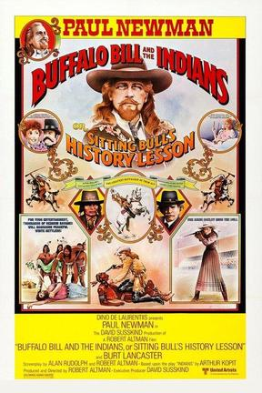 poster for Buffalo Bill and the Indians