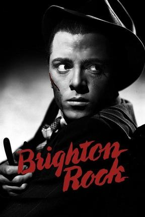 poster for Brighton Rock