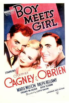 poster for Boy Meets Girl