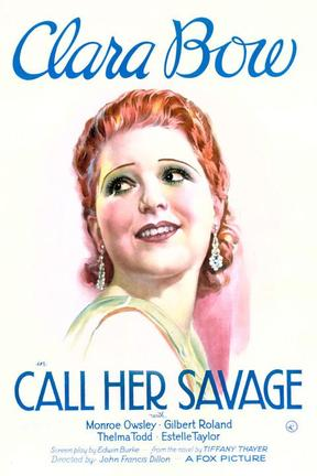 poster for Call Her Savage