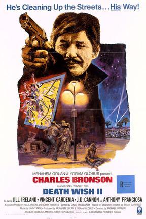 poster for Death Wish II