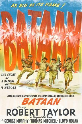 poster for Bataan