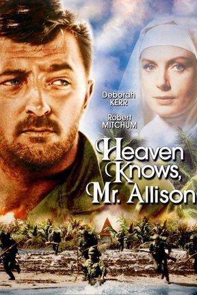 poster for Heaven Knows, Mr. Allison