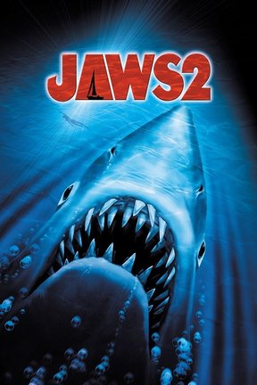 poster for Jaws 2