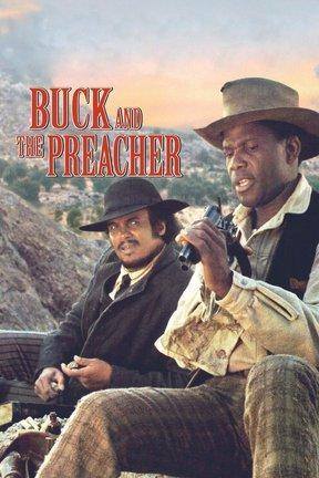 poster for Buck and the Preacher