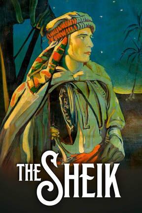 poster for The Sheik